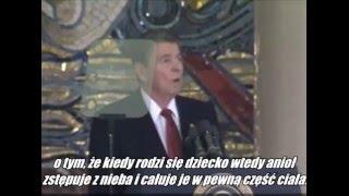Ronald Reagan o przedsiębiorczości i dławiącej ją biurokracji