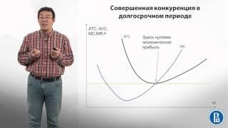 5.9 Выбор фирмы в условиях несовершенной конкуренции