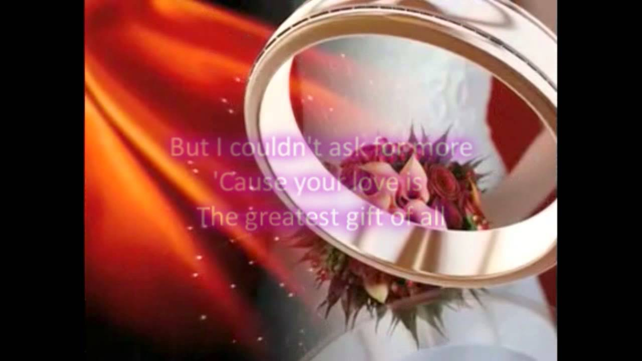 Jim Brickman & Michelle Wright - Your Love (The Greatest Gift Of ...