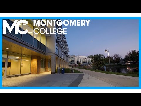 Why I chose Montgomery College