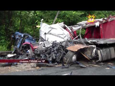 Трасса М7 вчера стояла едва не встала намертво из-за крупной аварии