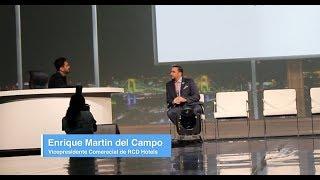Enrique Martin del Campo sobre la misión de RCD Hotels