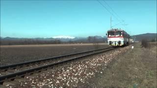 ZSSK 813 012-6 + Pozdrav