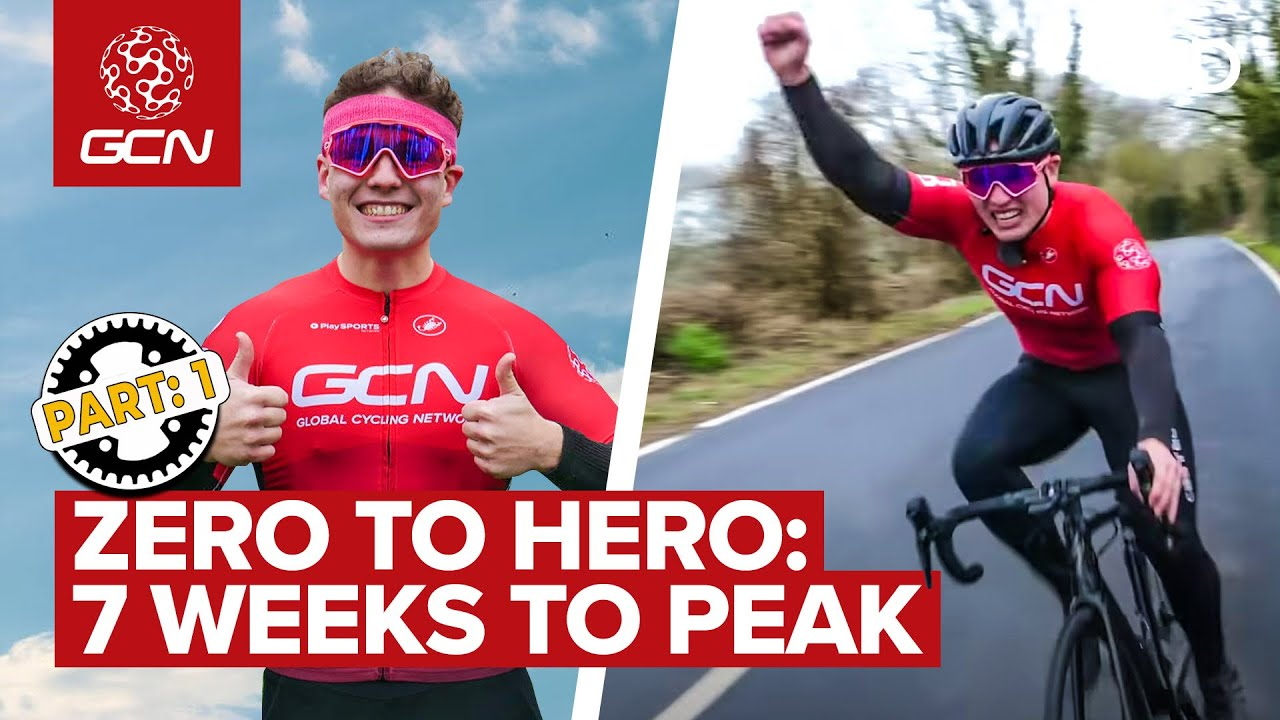 Download How Fit Can You Get In 7 Weeks? | Beginner Cyclist Vs. Epic Sportive Ep. 1