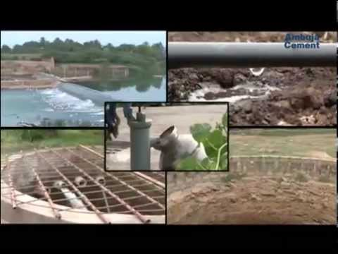 Water Management in Gujarat - Rainwater Harvesting