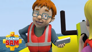 Norman at Sea! | Fireman Sam Official | Cartoons for Kids