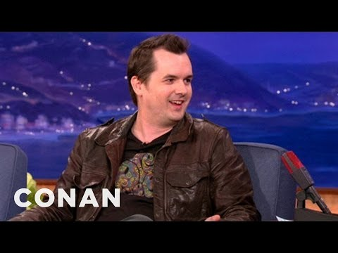 Jim Jefferies Isn't Impressed By His Newborn Baby - CONAN on TBS