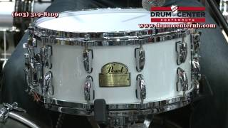 Pearl Dennis Chambers Signature Snare Drum - 6.5x14