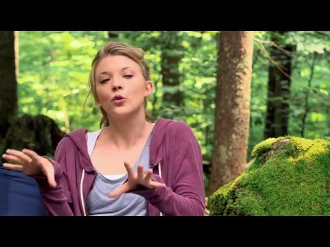 "The Forest: Natalie Dormer ""Sara"" Behind-the-Scenes Interview"