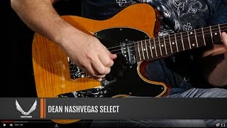 Dean Guitars NashVegas Select