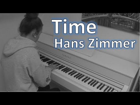 TIME INCEPTION - HANS ZIMMER  pianoemie cover