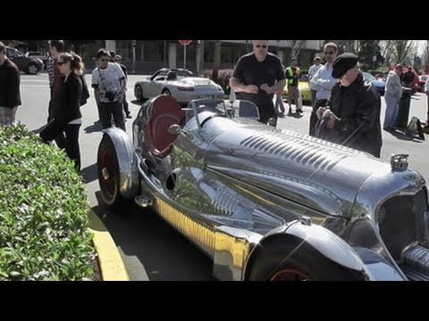 Rolls-Royce w/ 18.5 liter Hispano Suiza AIRPLANE engine + Blower Bentley Special!