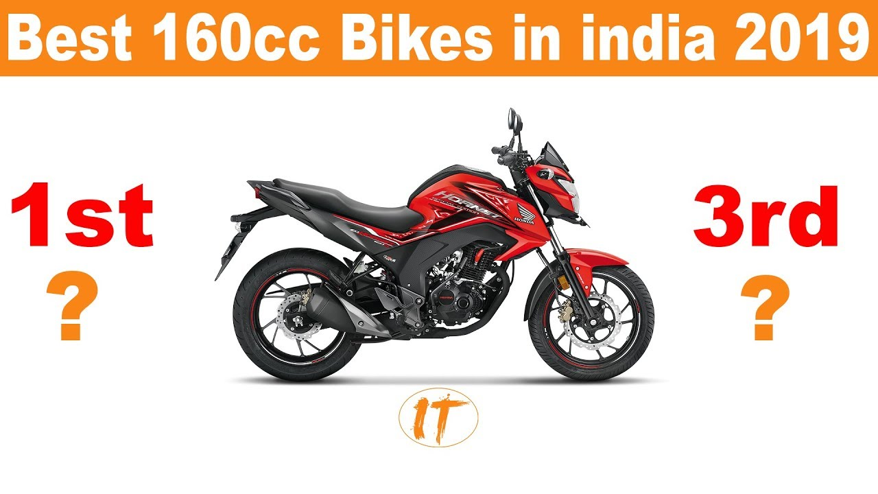 Top 3 Best 160cc Bikes In India 2019 With Reason Youtube