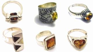 Amber Jewellery and fine Sterling Silver, an Amazing Combination.