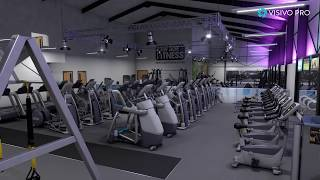 New Age Fitness - Final Animation