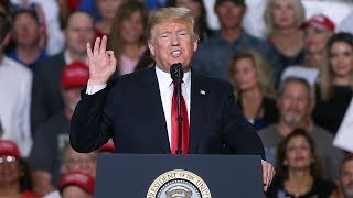 Watch Live: President Trump holds Nevada rally ahead of midterms thumbnail