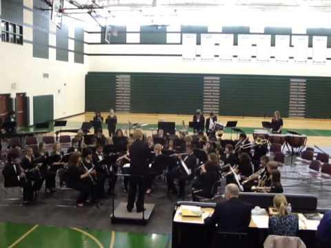 Harvard High School Band/ IHSA Competion