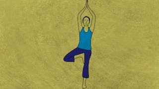 ► Nikita Arts ► Yoga Style Body Drawing With Pen :: part 2