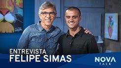Testemunho ator Felipe Simas | T2 - EP 01