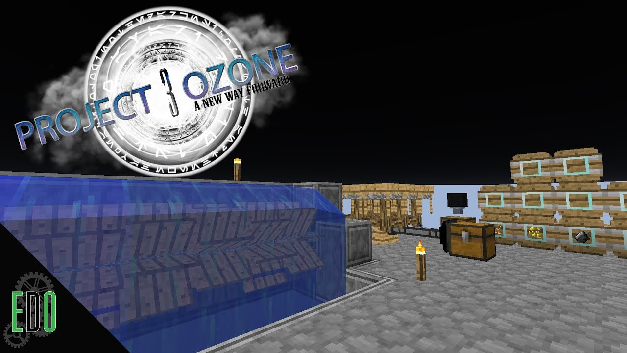 Project Ozone 3 :: Ep 5 :: 20 Wheel Auto Sifter & A Great Fall!!