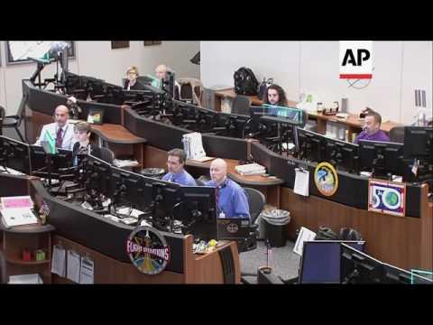 Spacewalk upgrades orbiting lab's power grid