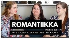 Romantiikka YA-kirjoissa | Tähtivieraana Anniina Mikama