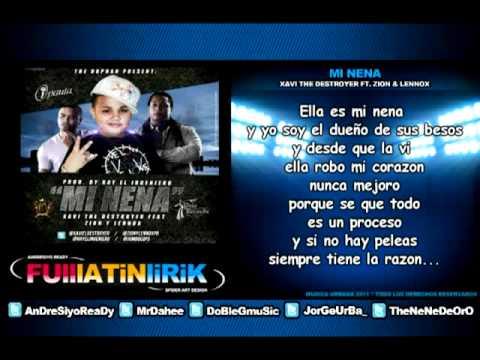 Mi Nena   Xavi The Destroyer