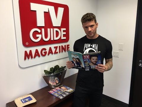 TV Guide Facebook Live Chat  Ryan Phillippe