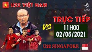 🔴Trực Tiếp | U22 Việt Nam - U22 Singapore | Fan Singapore Bất Mãn Tột Độ Khi Để Thua U22 VN