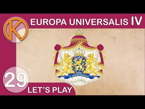 EU4 Rule Britannia - Friesland | FLEMISH LANDS - Ep. 19 | Let's Play Europa Universalis IV from YouTube · Duration:  21 minutes 45 seconds