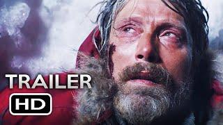 ARCTIC Official Trailer (2019) Mads Mikkelsen Survival Movie HD