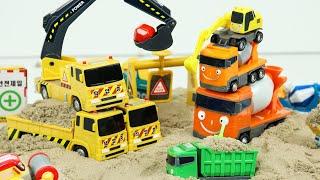 중장비 자동차 장난감 모래놀이 포크레인 트럭 슈팅카 파워키 Car Toys