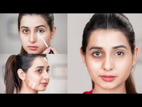 Simple Foundation Makeup Tutorial For Flawless Skin