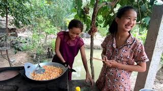Bí quyết làm bánh mặn siêu ngon - Hương vị đồng quê - Bến Tre - Miền Tây