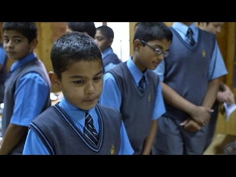 Living and learning at boarding school - learning world
