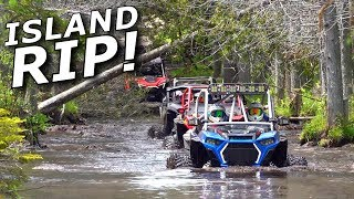 Pro XPs, Maverick X3s, and RZR Turbo Ss RIP DRUMMOND ISLAND!