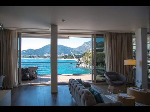 Luxury two bedroom apartment for sale in Budva - Property in Montenegro
