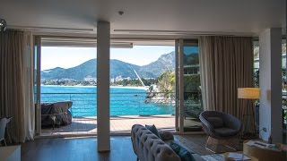 Luxury two bedroom apartment for sale in Budva - Property in Montenegro(, 2017-04-01T20:33:21.000Z)