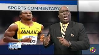 TVJ Sports Commentary: Yohan Blake - October 2 2019