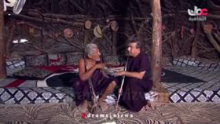 سوالف شيابنا مع الشايب عيسى بن طرشوم هبيس قرية ديم ولاية #ضلكوت