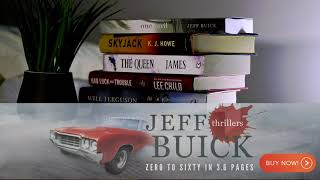 Author Jeff Buick - One is Evil Book Advertisements