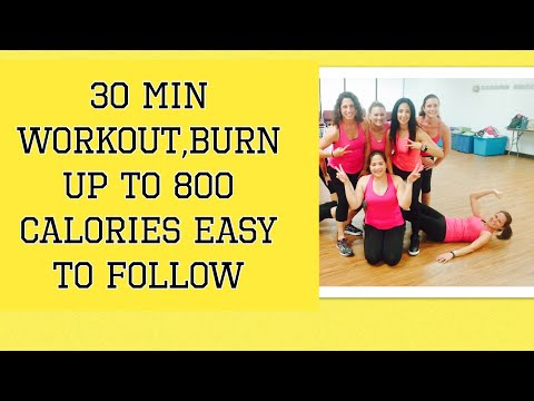 30 minute Cardio Workout- Fun and Easy to Follow - By Danielles Habibis