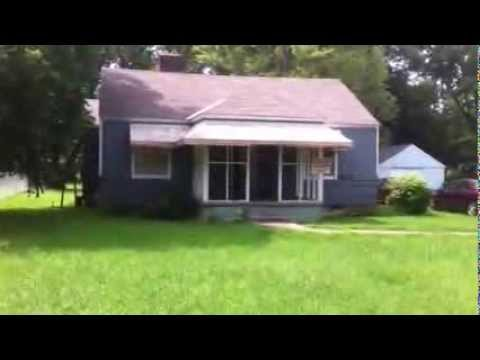 Cheap Investment House For Sale - 3/1 - Light Rehab - Birmingham, AL