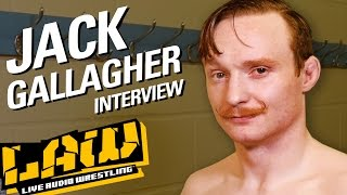 Jack Gallagher on WWE Debut, CWC Cruiserweight Classic, 205 Live | The LAW