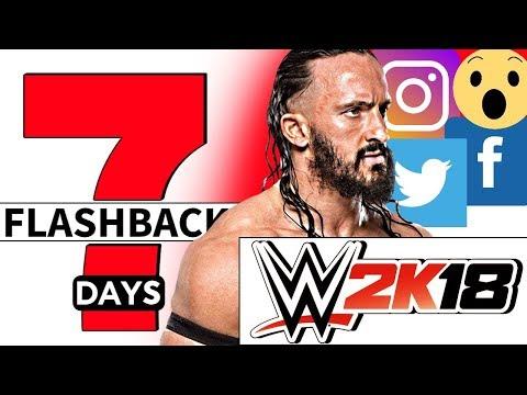WWE & Social Media - Diskussion! Warum Neville geht! + GEWINNSPIEL - 7DAYS