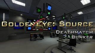 GoldenEye: Source (5.0) - Bunker - Deathmatch  [130-18]