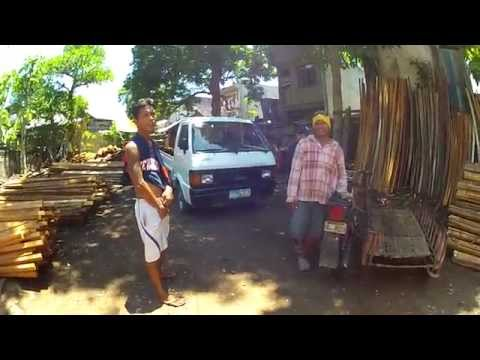 STREETS STORES AND PEOPLE OF TAGBILARIN BOHOL Philippines Transportation GOPR1499