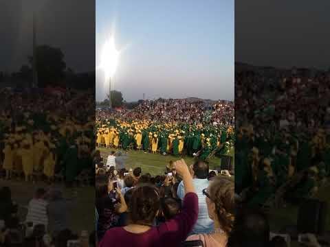Cajon High School graduation class of 2018