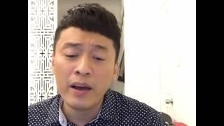 Chia sẻ lý do ngừng MV  Đường dài vô tận (livestream on FB 29/07/16)