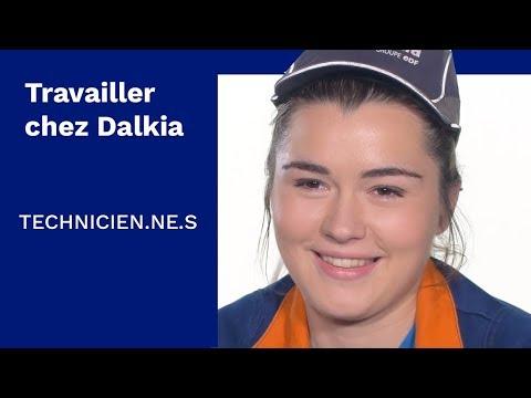 DALKIA : Film Marque employeur Techniciens